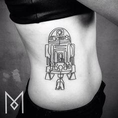 Unique Linear Tattoos Design #Tattoo #body art #ink #tattoo art #linear tattoo