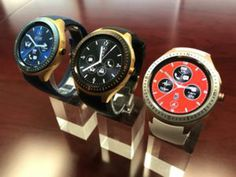 LooK Watch: IoT Integrated Smartwatch - IPPINKA Technology is being pushed forward, and while gradual progress for standard watches is also being done like with the Wunderwatch, this is smart technology taken to the next degree.