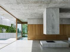 Wohnhaus Kirschgarten by Buchner Bründler Architekten