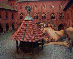 Sleeping Diana in Malbork by Maria Umiewska