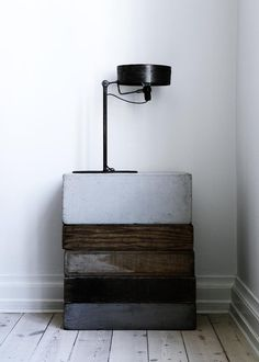 emmas designblogg design and style from a scandinavian perspective #lamp #side table