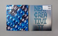 bubble wrap typography by lo siento #bubblewrap #blue #print #typography