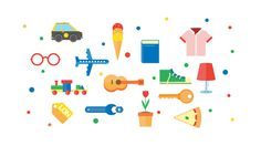 Google AdWords . Mov - Juan Casal - design/animation #icon #picto #illustration #colors #google