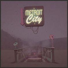METROIT CITY by Sainer - Etam #cover #album