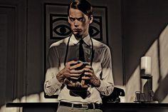 KALLE_WEB_SPEAKEASY4 #speakeasy #man #photography #portrait