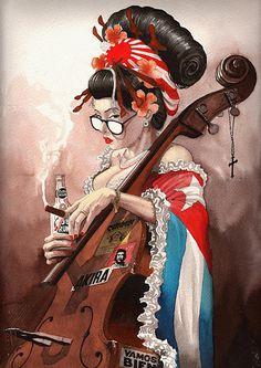soy cuba ? by derbyblue