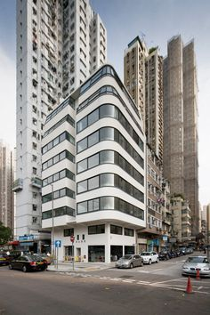 Before & After – The Tung Fat Building In Hong Kong