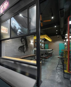 Spirto Coffee Bar, Kostas Chatzigiannis Architecture 8