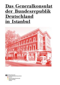 German Consulate Booklet on Behance