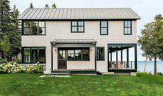Maine Coast Summer House