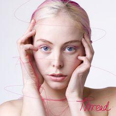 Thread 1730 #pink #air #flow #thread