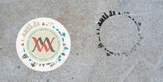 CultureWorlds #logo #sticker #design #circle