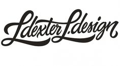 LDEXTERLDESIGN : Ged Palmer #inspiration #lettering #design #typography