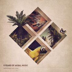 5 Years of Akbal Music on the Behance Network