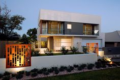 Cozy Australian Dream Home With a Strong Modern Appeal #cozy #architecture #modern