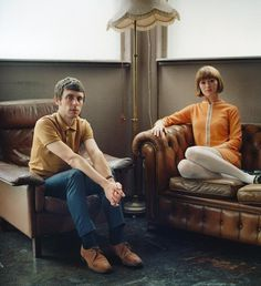 Mod Couples by Carlotta Cardana #inspiration #photography #portrait