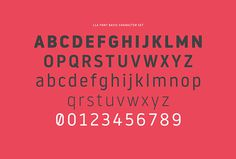 London Luton Airport by Ico Design and Atipo #typography #brand design