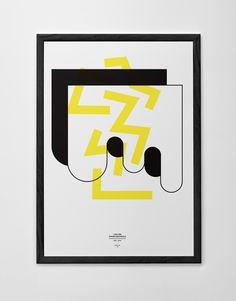Color Propaganda Poster Marco Oggian #mark #rochure #monogram #poster #logo