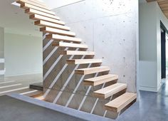 Spaces / Christian Woo Spaces - Garibaldi Highlands, Squamish #stairs #vancouver #concrete