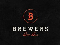 Brewers Beer BarLogo #logo