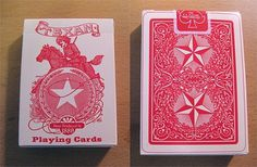 texan-playing-card-deck2.jpg 600×394 pixels #card #pattern #playing
