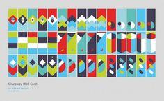 "Karlo Jurina ""Selbstgespräche"" #symbol #cards #patterns"