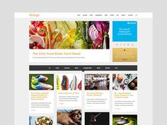 Fitness Blog #web