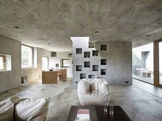 New Concrete House by Wespi de Meuron Romeo Architects 6