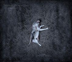 Wolf - Protector of Woman - My Modern Metropolis #woman #pocahontas #shlomi #wolf #nissim