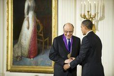 Milton Glaser #champion #of #the #arts #medal #national #glaser #milton