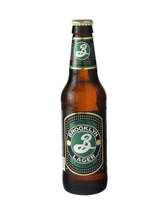 Brooklyn Lager #packaging #beer #label #bottle
