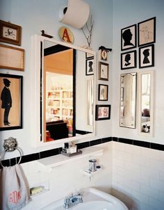 Bathroom art #bath