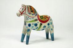 KRISATOMIC #dalecarlian horse
