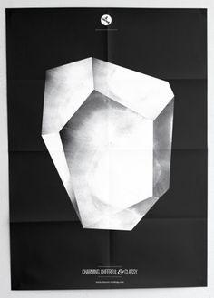 Falko Ohlmer #blackwhite #crystal #le #sucre #apprel