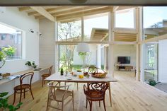 Six-Sheet Roof House by Studio Velocity