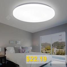 Simple #LED #Ceiling #Light #for #Living #Room #Bedroom #- #WHITE