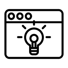See more icon inspiration related to ui, seo and web, miscellaneous, solution, intelligence, idea, electronics, browser, think, marketing and light bulb on Flaticon.