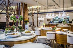 Ethos a refined vegetarian restaurant for meat and non-meat eaters - www.homeworlddesign. com (2) #interior #london #design #restaurant