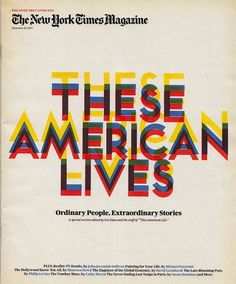 These American Lives. Client: New York Times   The Visual Work Of Mike Lemanski