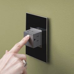 Adorne Pop-Out Outlet #home #gadget
