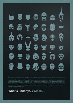 What\'s under your Mask? on the Behance Network
