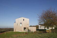 Sampans House | iGNANT.de #wood #architecture #houses #light #facades