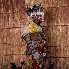 7 #west #african #masquerade #masks #ido #suits