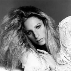 Barbara Streisand #photography #celebrity #inspiration