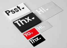 Fab Print Suite by Studio Lin #identity