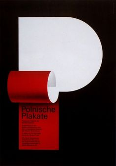 All sizes | Pierre Mendell - Exhibition of Polish poster artists | Flickr - Photo Sharing! #type #polnische #peel #poster