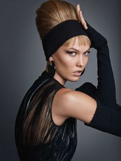 Karlie Kloss by Patrick Demarchelier