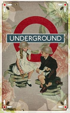 BLOC318 - nevver: The Underground #poster