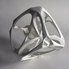 Sculpture by Richard Sweeney #inspiration #abstract #creative #design #unique #sculptures #cool
