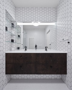 bathroom / Atelier 111 Architekti